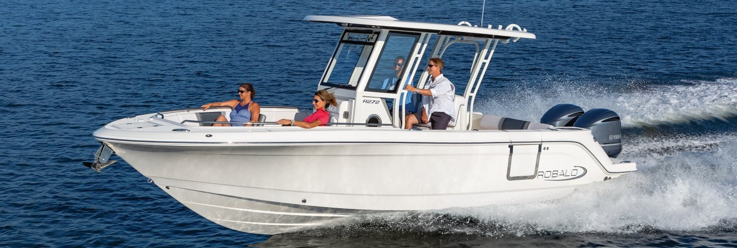 Robalo Boats For Sale At Erickson Marine In Sarasota Florida