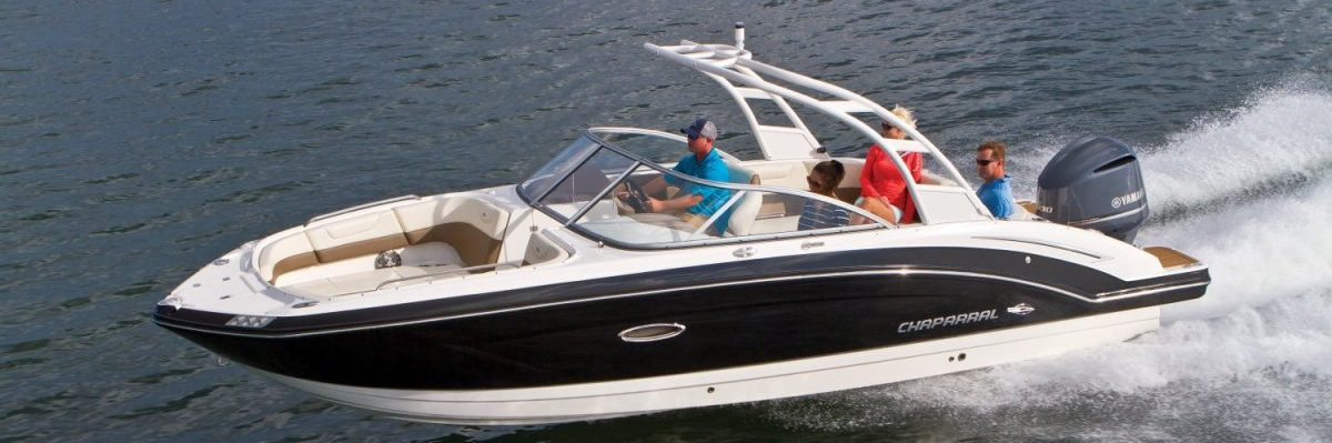 Chaparral Boats | Erickson Marine Corp
