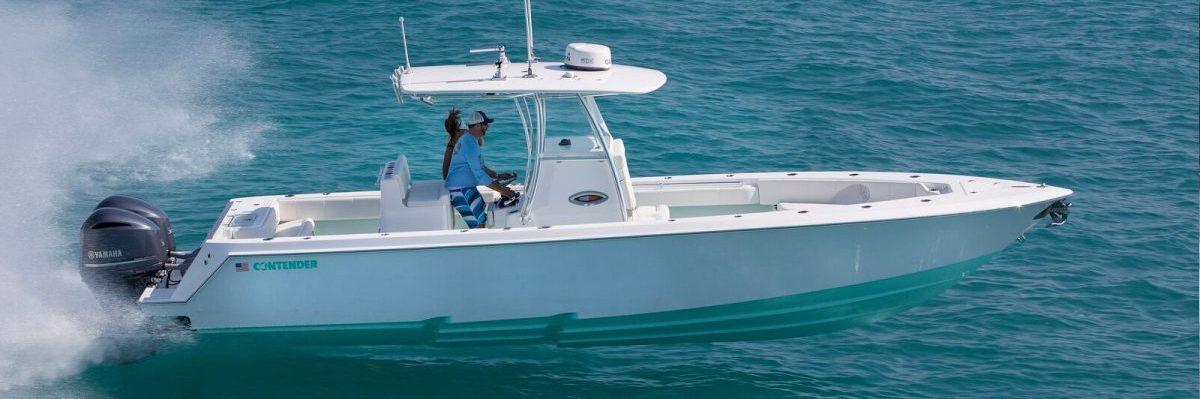 Contender Boats | Erickson Marine Corp
