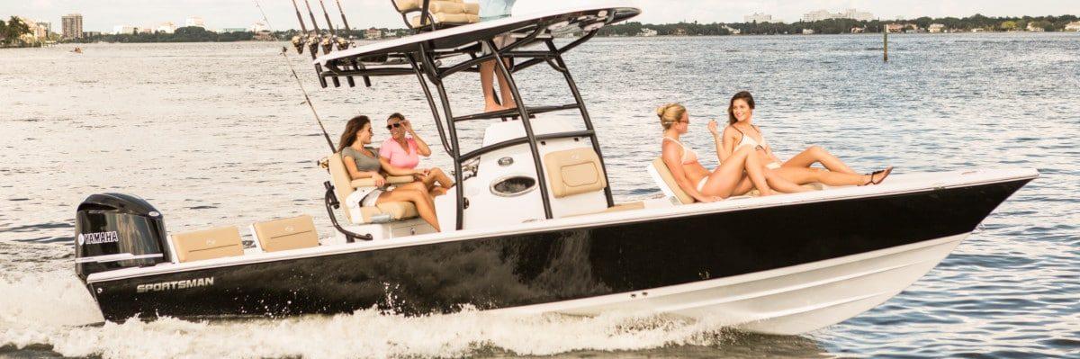 Sportsman Boats | Erickson Marine Corp